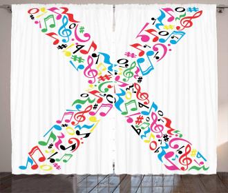 Vibrant ABC Musical X Curtain