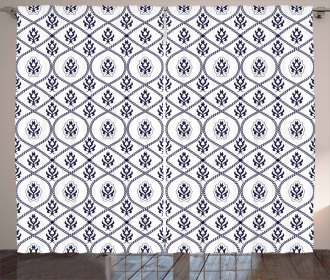 Middle Eastern Ropes Curtain