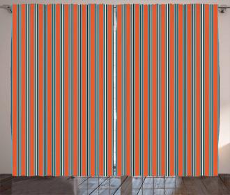 Ornamental Lines Curtain