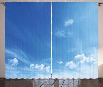 Inspirational Sun Rays Curtain