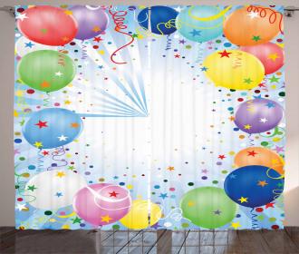 Celebration Event Curtain