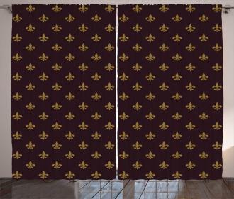 Royal Pattern Curtain