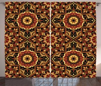 Dark Byzantine Curtain