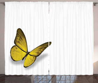 Romantic Spring Bug Curtain