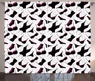 Lingerie Women`s Fashion Curtain