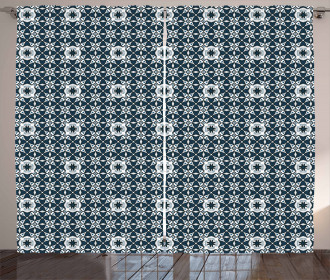 Azulejo Mosaic Tile Curtain