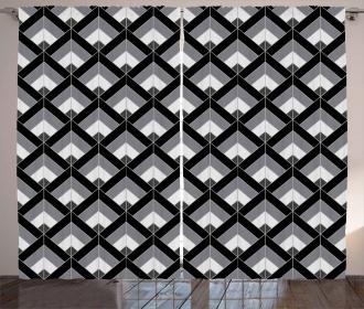 Boho Geometrical Curtain