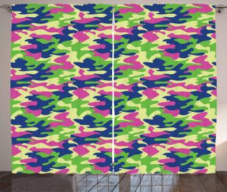 Modern Design Wave Curtain