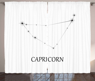 Stars Galaxy Curtain