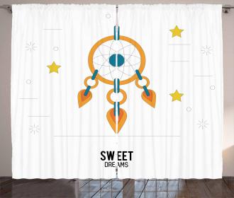 Dream Catcher Curtain
