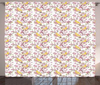 Spring Concept Curtain
