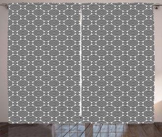 Symmetry and Rhythm Curtain