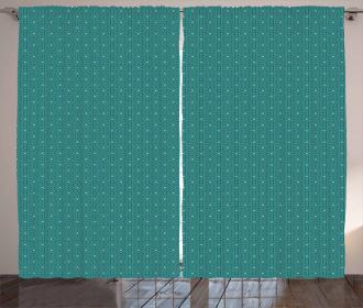 Interlaced Ornament Curtain
