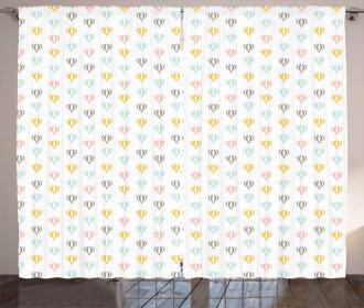 Minimalist Design Curtain