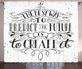 Create Future Curtain