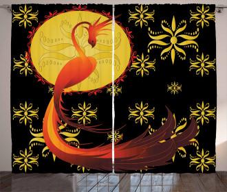 Phoenix and Foolmoon Curtain