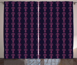 Venus Mirror and Fist Curtain