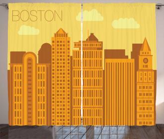 The Big City Appearance Curtain