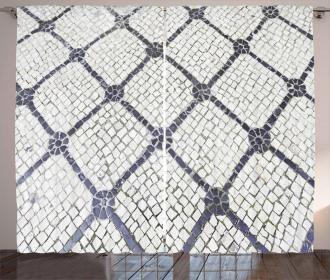 Lisbon City Floors Curtain