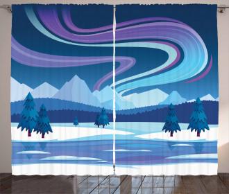 Aurora Borealis Curtain