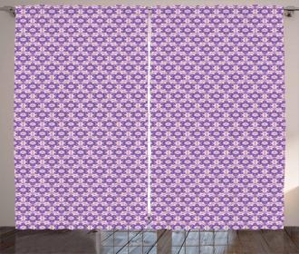 Kaleidoscope Modules Curtain