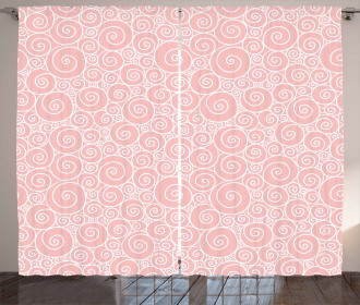 Simplistic Whirlpool Curtain