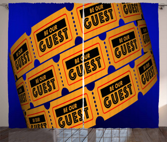 Event Theatre Tickets Curtain
