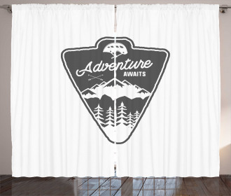 Camping and Hiking Curtain