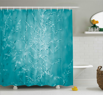 Countryside Rural Mystic Shower Curtain