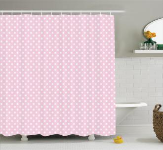 Vintage Nursey Kids Shower Curtain