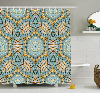 Tribal Bohemian Shower Curtain