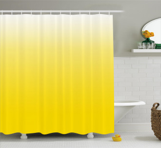 Rise and Wake Up Shower Curtain
