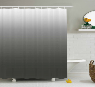Smoke Fog Futuristic Shower Curtain