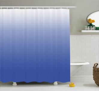 Mysterious Ocean Design Shower Curtain