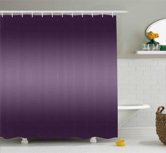 Modern Hollywood Shower Curtain