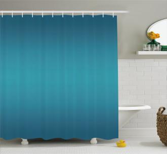 Tropic Ocean Room Shower Curtain