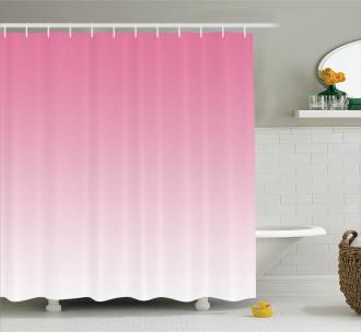 Dreamy Digital Print Shower Curtain