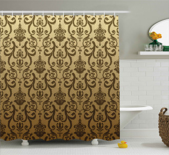 Ancient Times Classic Shower Curtain