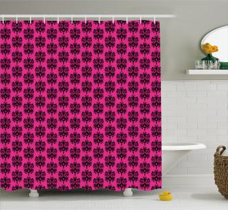 Eastern Ethnic Orient Shower Curtain