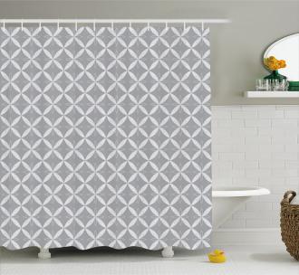 Japanese Lotus Art Shower Curtain