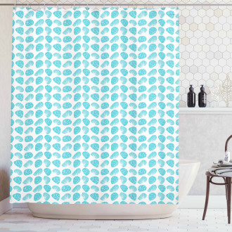 Sunray Venus and Cockle Shower Curtain