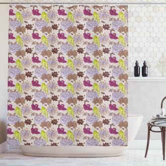 Papillon Butterflies Shower Curtain