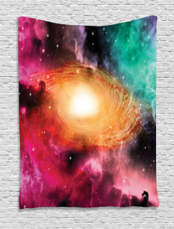 Galaxy Stardust Cosmos Tapestry