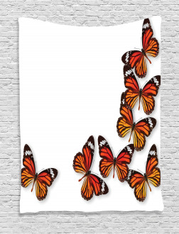Spring Monarch Bug Tapestry