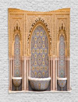 Rabat Hassan Tower Tapestry