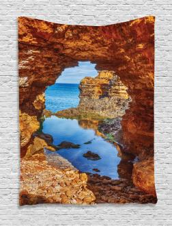 Australian Sea and Sky Tapestry