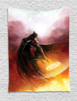 Superhero Theme Magic Tapestry