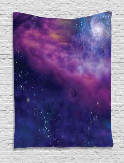 Galaxy Nebula Star Tapestry