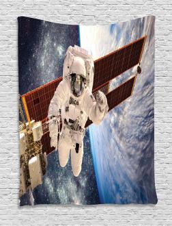 Gravity Astronaut Tapestry