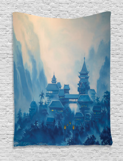 Chinese Night Tapestry